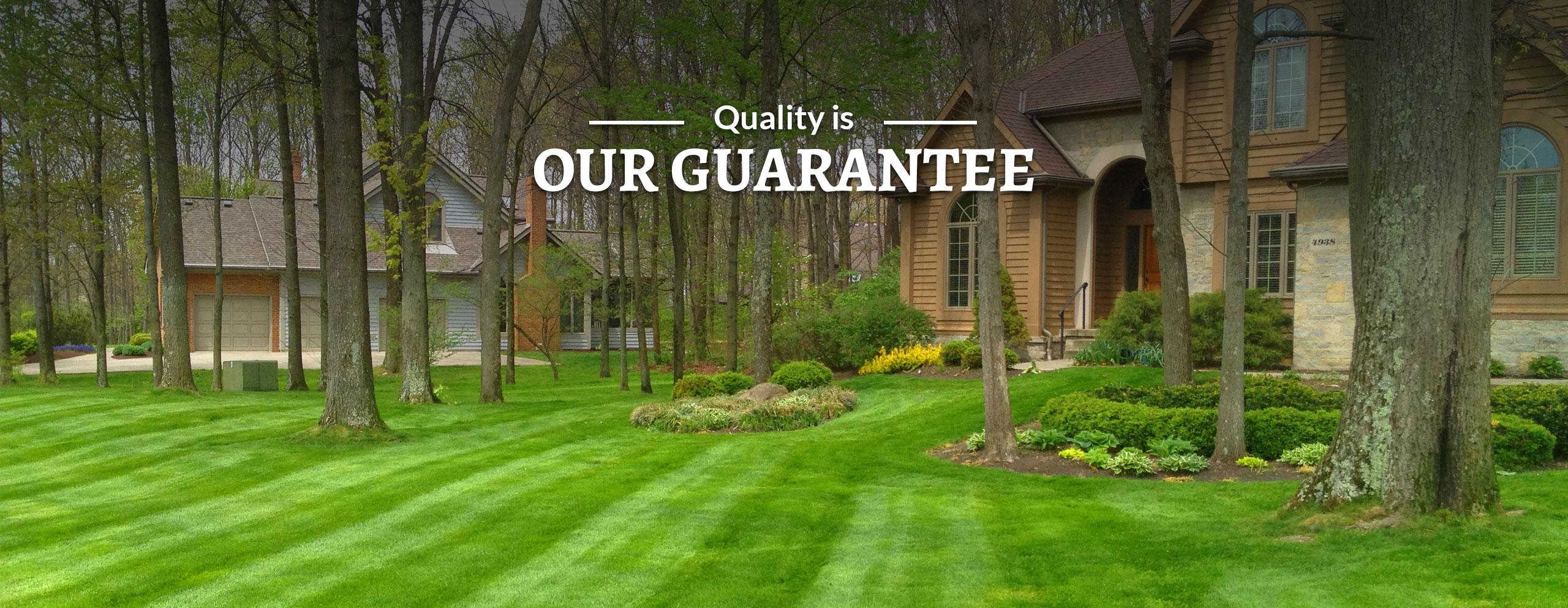 Lawn Care Landscaping Company Lawn Fertilization